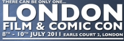 London Film and Comic Con - 2011 Logo